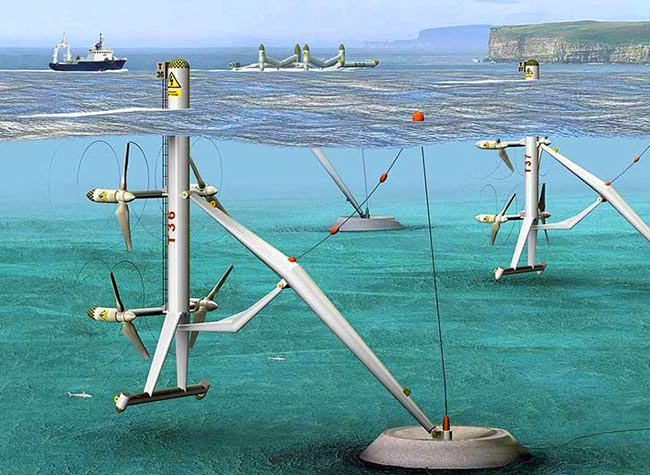 First Ocean Tidal Power Plant To Be Built In Philippines